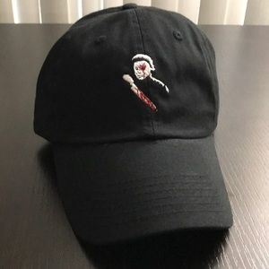 Michael Myers Hat Halloween Embroidered